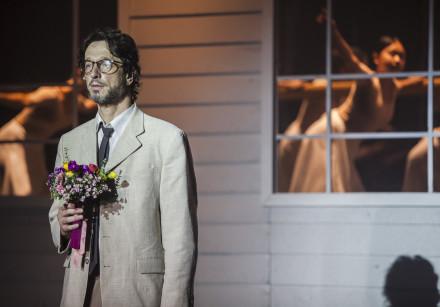 ISRAEL SASHA DEMIDOV plays Humbert Humbert in 'Lolita.'