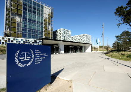 International Criminal Court is seen in The Hague, Netherlands September 27, 2018