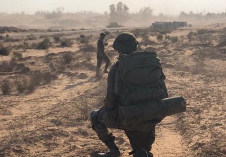 IDF Nahal troops complete Gaza war simulation