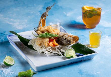 Casual gourmet  Japanese