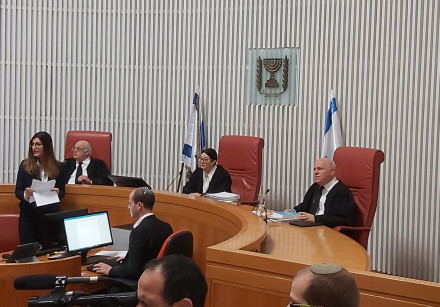Israeli High Court hearing on whether Netanyahu can form next government despite indictment he faces