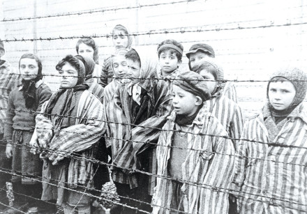 YOUNG SURVIVORS of Auschwitz – how do you explain the inhumanity of the Nazis and their collaborator