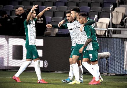 MACCABI HAIFA continues to keep the pressure on the Maccabi Tel Aviv in the Premier League season