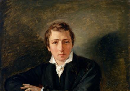 Heinrich Heine, German poet