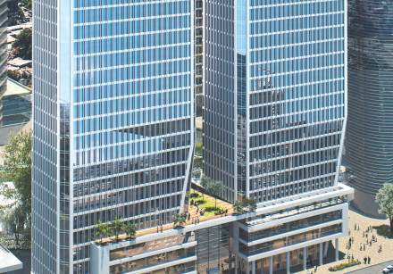 Rubinstein to build  two towers in TA's Yitzhak Sadeh complex