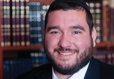 Rabbi Joshua Gerstein, 31