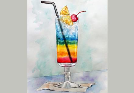 Cocktail (Illustrative)