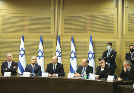 PRIME MINISTER Naftali Bennett convenes his first cabinet meeting this week.