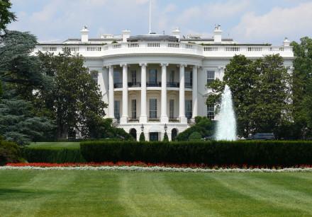 The White House (illustrative).