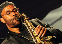 Kenny Garrett performs at Red Sea Jazz Festival, E