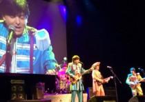 Tony Kishman's Beatles tribute band.