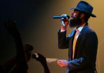 Jewish rapper Matisyahu