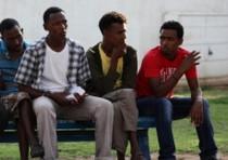 Eritrean migrants in Israel
