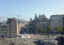AMSTERDAM, WITH SOME 750,000 citizens, is rich with culture, history, amazing architecture and moder