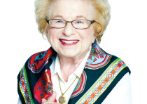 MOST PEOPLE don't know that Dr. Ruth Westheimer has cheated death twice.