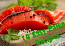 10 Easy Paleo Diet Recipes For Healthy Diet