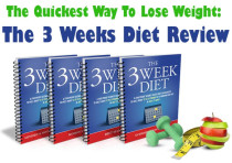 The Quickest Way To Lose Weight - The 3 Weeks Diet Review