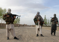 Members of the Taliban in Pakistan