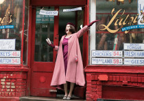 'The Marvelous Mrs. Maisel' from Amazon Studios.