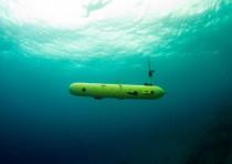 Ben Gurion University's first underwater robotic vehicle