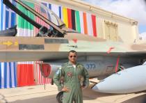 Wing commander, K. Baharat