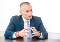Nickolay Mladenov, United Nations Special Coordinator for the Middle East Peace Process and Personal