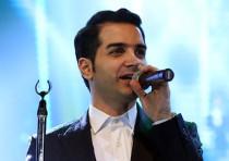 Iranian singer Mohsen Yeganeh