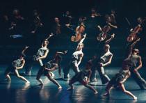 Vertigo Dance Company performs 'White Noise 2018'