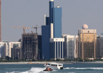 ABU DHABI: An unlikely setting for a bar mitzva, but it worked out for Adam Valen Levinson nonethele