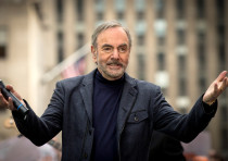 Singer Neil Diamond performs on NBC's 'Today' show in New York, US.