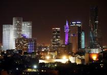 A cityscape of Tel Aviv
