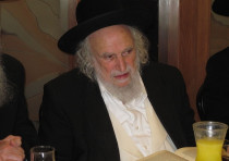 Rabbi Shmuel Auerbach, head of the Jerusalem Faction