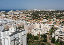 Ashkelon skyline