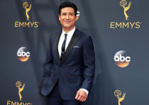 Television personality Mario Lopez arrives at the 68th Primetime Emmy Awards in Los Angeles.