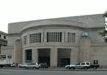 United States Holocaust Museum in Washington DC