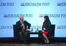Ben Cardin, United States Senator (D) from Maryland, interviewed by The Jerusalem Post's Lahav Harko