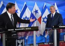 Prime Minister Benjamin Netanyahu meets Panama President Juan Carlos Varela