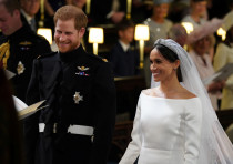 His Royal Highness Prince Harry, Duke of Sussex and Her Royal Highness Meghan Markle, Duchess of Sus