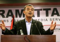 Israeli Arab lawmaker Jamal Zahalka