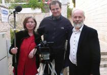 Joanna Helander (co-director), Wojciech Staron (Director of photography), Henry Abramovitch (psychol