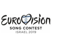 Temporary logo for 2019 Eurovision in Israel