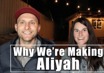 Episode 2: Why we're making Aliyah