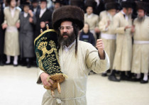 THE DEDICATION of a new Torah scroll is ample reason for celebration