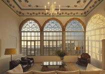 The Efendi, an Ottoman building that has been transformed into one of Acre's standout hotels