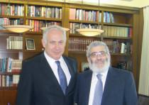 Benjamin Netanyahu, Joseph Gutnick