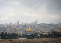 THE OLD CITY of Jerusalem – quartered and whole