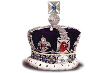 IMPERIAL STATE crown of the United Kingdom