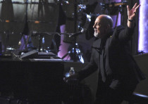 Recording artist Billy Joel, the latest recipient of the Gershwin Prize for Popular Song, is honored