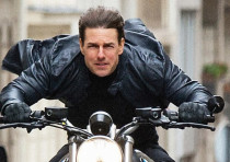 A scene from  Mission: Impossible – Fallout
