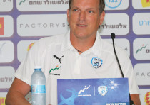 ANDREAS HERZOG was introduced as Israel's national  team soccer coach this week (August 14, 2018).